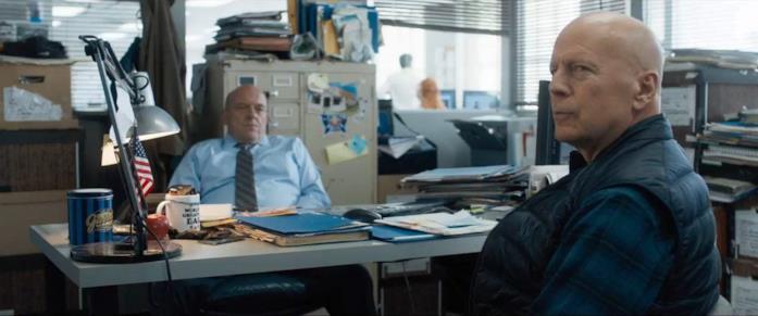Il giustiziere della notte: Bruce Willis e Dean Norris