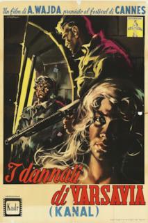 Poster I dannati di Varsavia