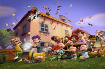 Tutti i personaggi de I Rugrats in CGI