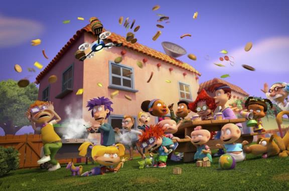 Il ritorno dei Rugrats in una serie in CGI: cosa sappiamo