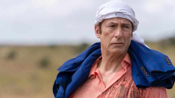 Una scena tratta dalla quinta stagione di Better Call Saul