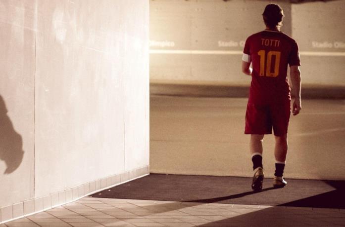Una scena da Mi chiamo Francesco Totti