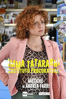Poster Imma Tataranni - Sostituto Procuratore
