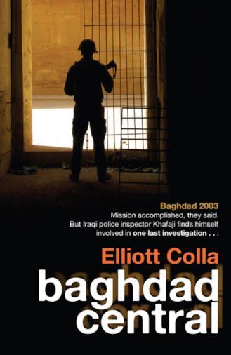 Il romanzo di Elliott Colla da cui è tratta la serie