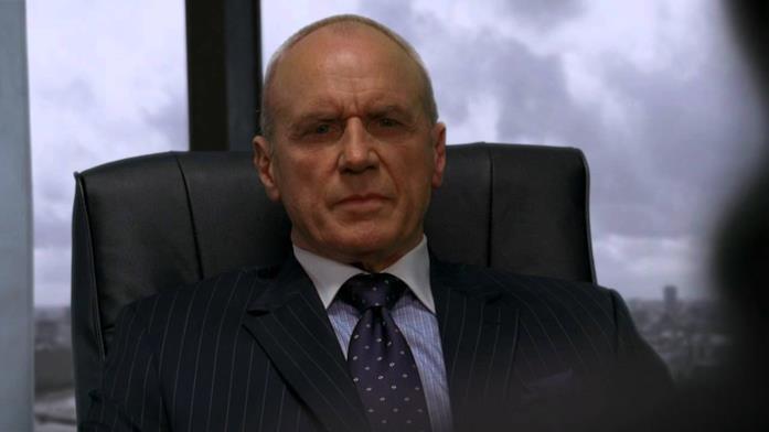 Widmore, il padre di Penny su Lost