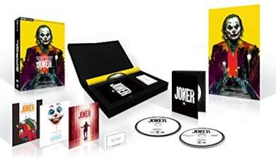 Cofanetto Collector's Edition 4K Ultra HD Blu-ray di Joker