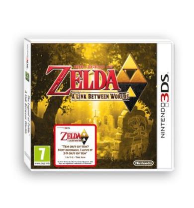 The Legend of Zelda: A Link Between Worlds - Nintendo 3DS - [Edizione: Regno Unito]