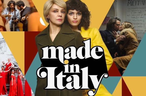 Made in Italy: il poster