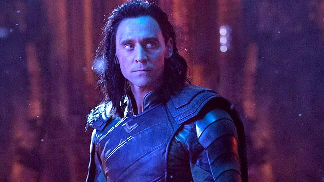 Loki in Avengers: Infinity War