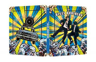 Cofanetto Blu-ray di The Blues Brothers in 4K Ultra HD