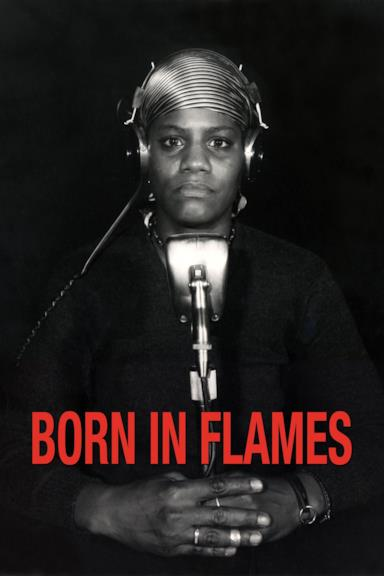 Poster Born in Flames