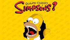 Conosci tutto de I Simpson?