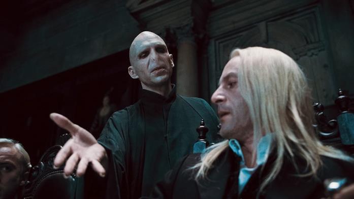 Una scena di Harry Potter e i Doni della Morte - Parte 1