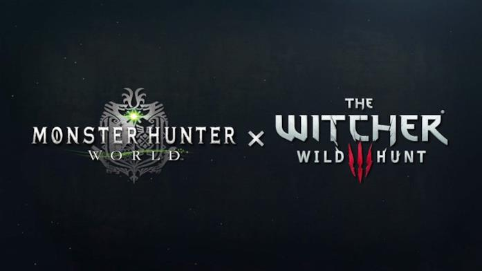 The Witcher 3 e Monster Hunter World si incontrano in uno speciale crossover