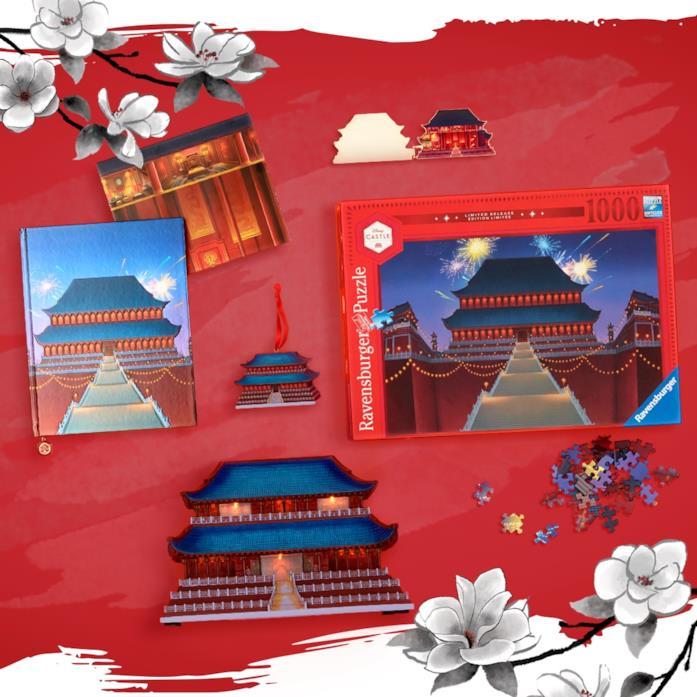 La Castle Collection di Mulan