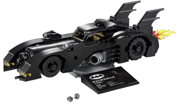 La Batmobile di LEGO in edizione limitata