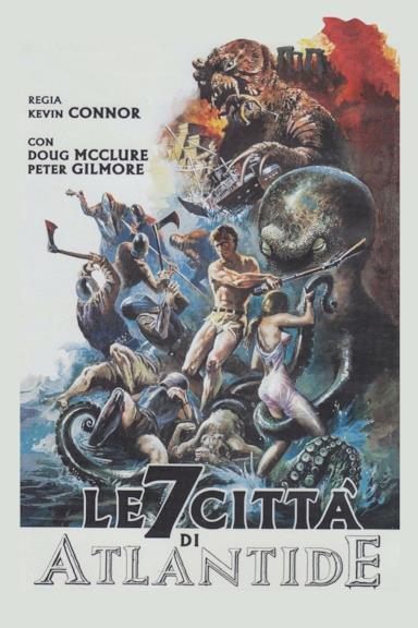 Poster Le 7 città di Atlantide