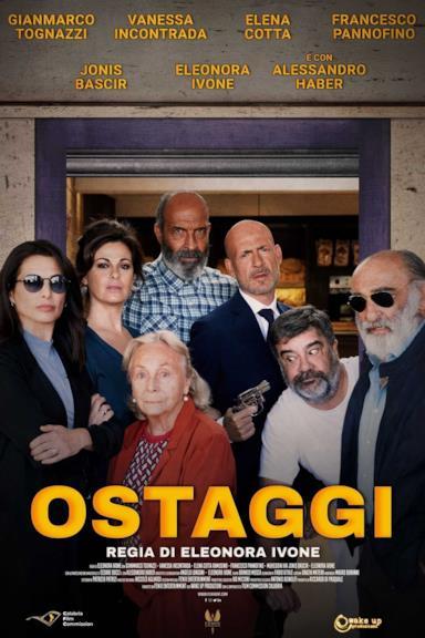 Poster Ostaggi