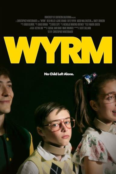 Poster Wyrm