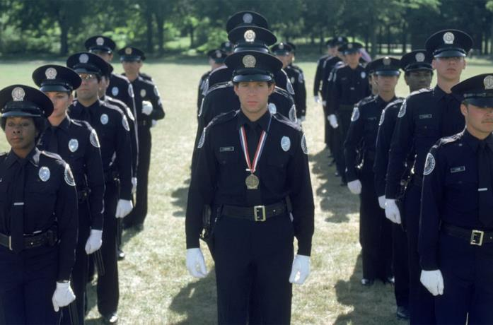 Scuola di Polizia: i cadetti