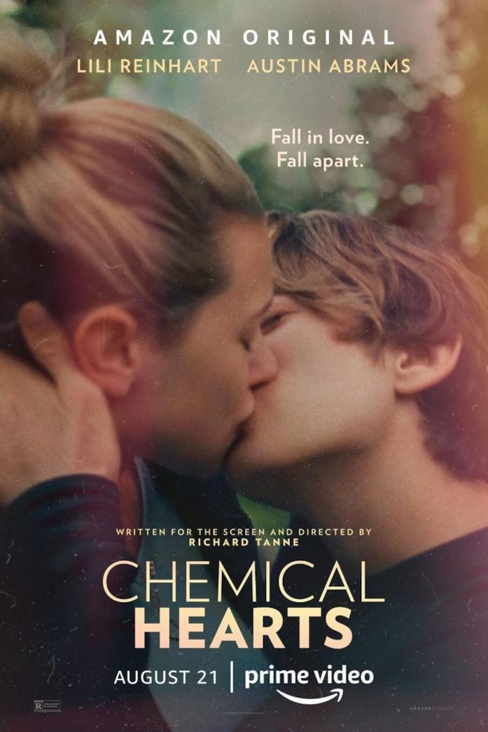 Chemical Hearts: poster