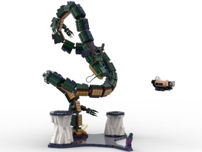 Shenron LEGO