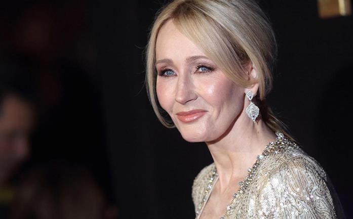 J.K. Rowling sul red carpet
