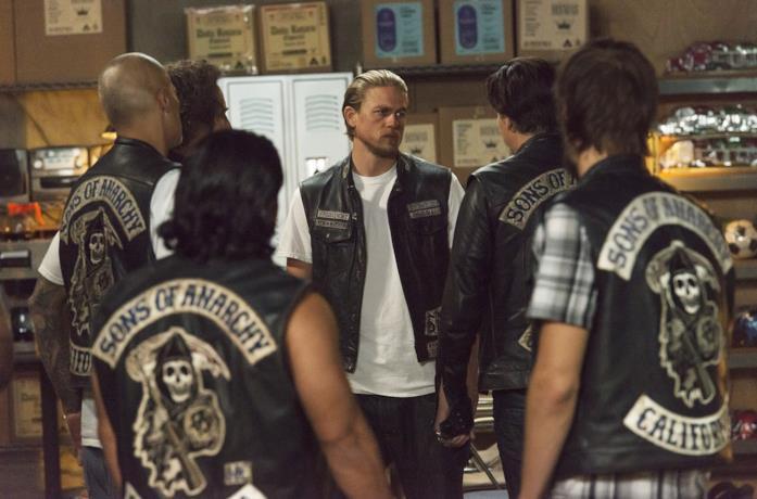 I protagonisti di Sons of Anarchy