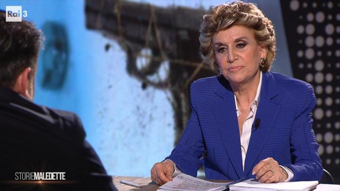 Franca Leosini torna in TV dopo Storie Maledette