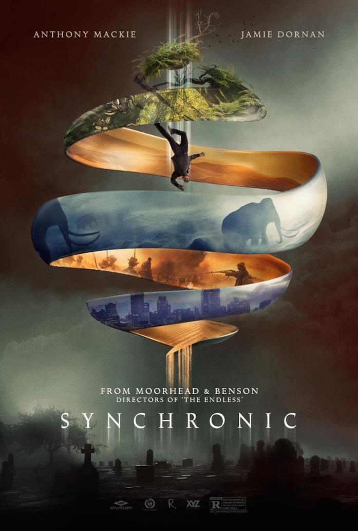La locandina di Synchronic