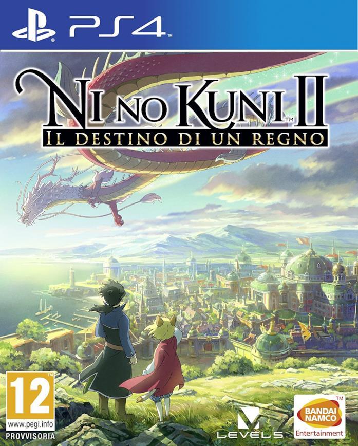 Ni No Kuni 2: Il Destino di un Regno per PS4 e PC