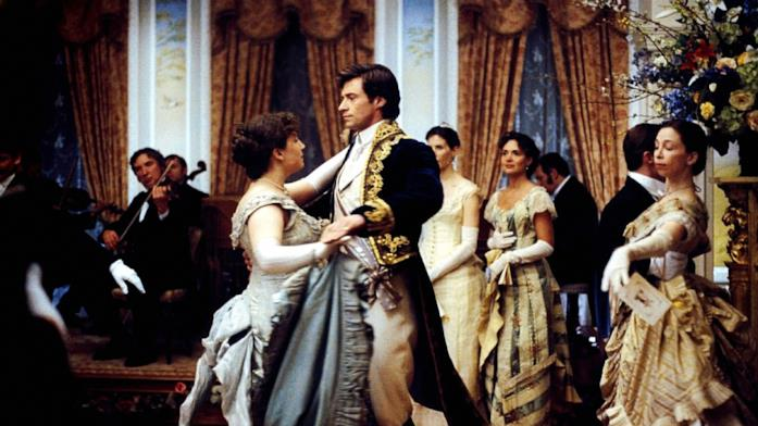 Una scena di Kate & Leopold
