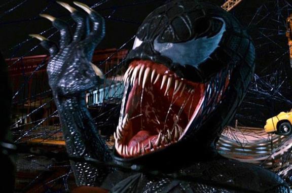 Una scena di Spider-Man 3