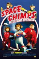 Poster Space Chimps - Missione spaziale