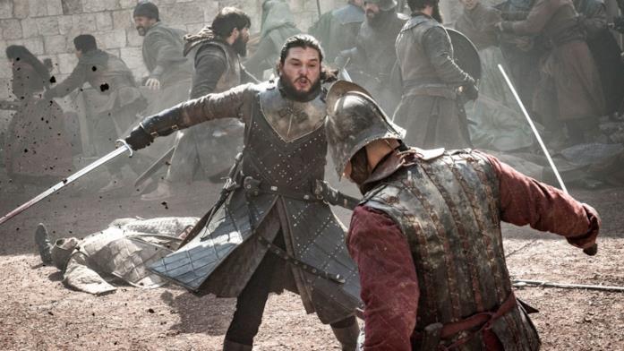 GoT 8x05: Jon Snow ad Approdo del Re