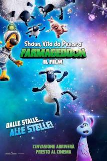 Poster Shaun, vita da pecora: Farmageddon - Il film