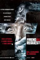 Poster Friend Request - La morte ha il tuo profilo