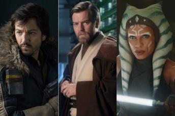 The Mandalorian, Obi-Wan e Cassian Andor