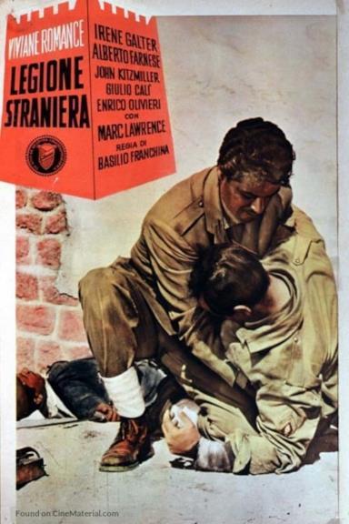 Poster Legione straniera