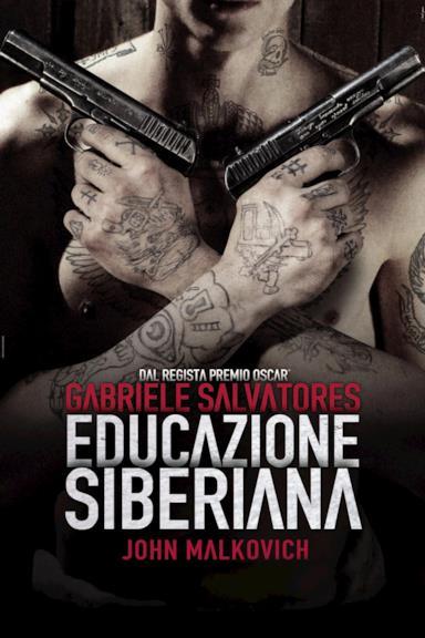 Poster Educazione siberiana