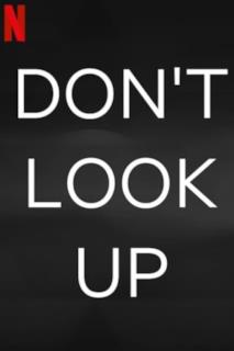 Poster Don't Look Up