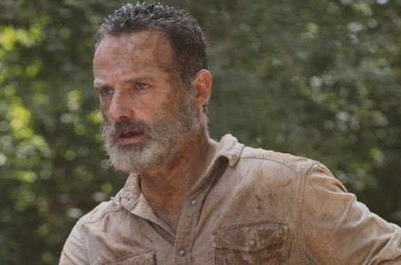 Rick Grimes è ancora vivo in The Walking Dead