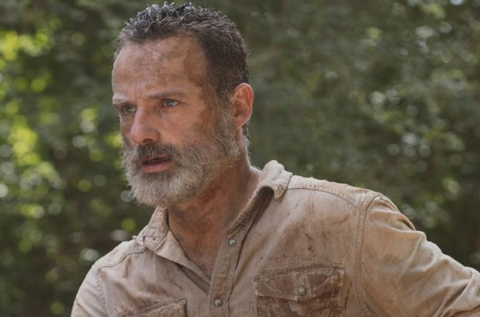 Rick Grimes è ancora vivo in The Walking Dead