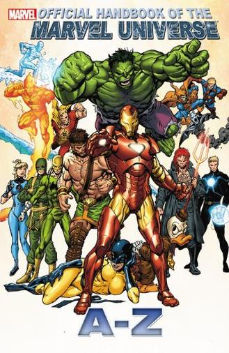 Official Handbook of the Marvel Universe A to Z #5