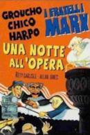 Poster Una notte all'opera
