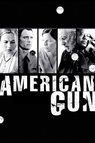 Poster American Gun