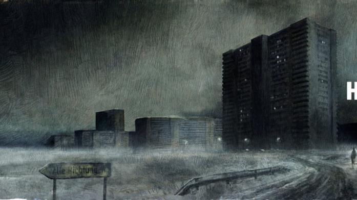 Hausen: una delle immagini promozionali della serie