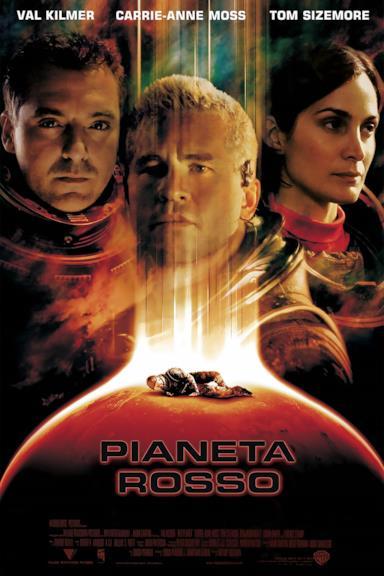 Poster Pianeta rosso