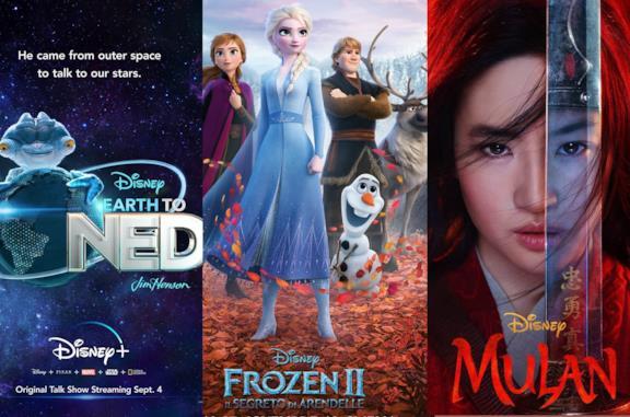 I titoli più attesi su Disney+