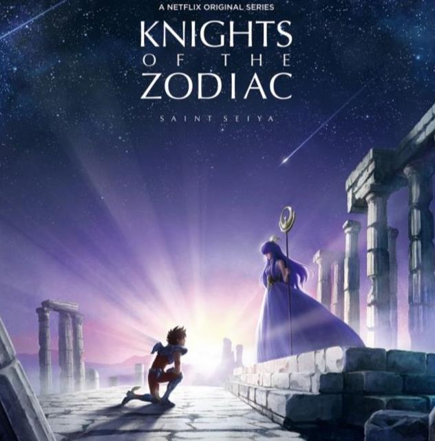 Knights of Zodiac netflix
